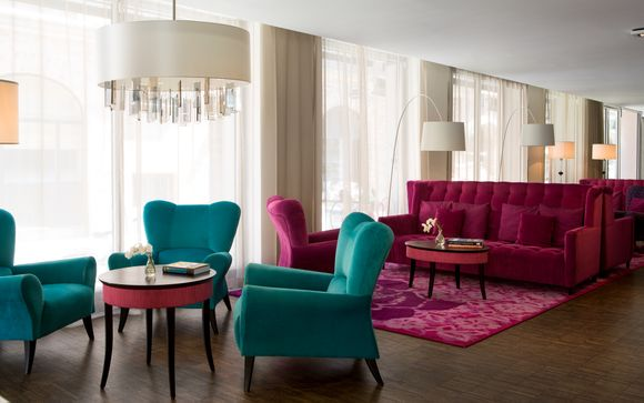 Elite Hotel Adlon Malmo 4*