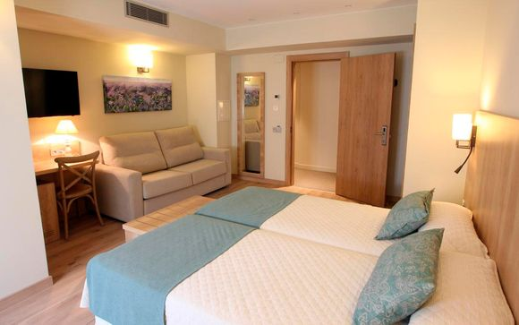 Hotel & Spa Real Villa Anayet 4*