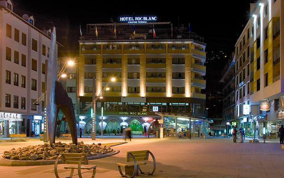 Hotel Roc Blanc 4*