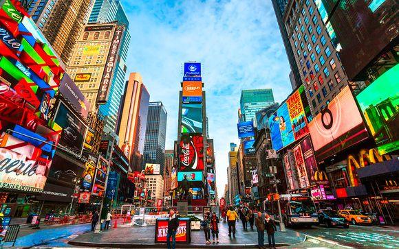 Opción 2: Costa Oeste + Nueva York