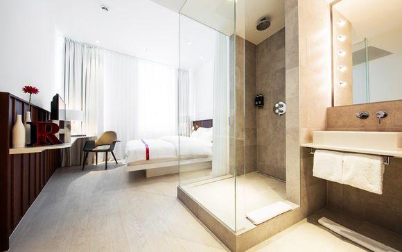Ruby Marie Hotel Vienna 4*