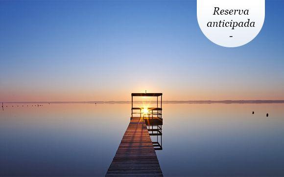 A partir de 30 de marzo: Descanso junto a la costa rodeado de naturaleza