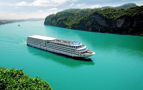 China auténtica con crucero por el río Yangtsé