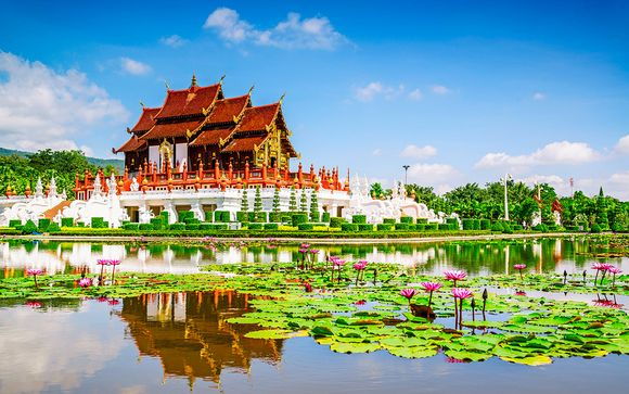 Circuito por los templos del norte y Phuket