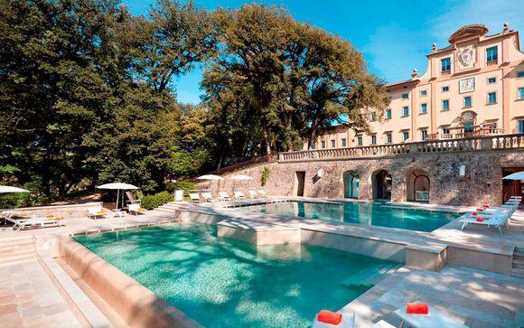 Italia Florencia - Villa Le Maschere | UNA Esperienze 5* desde 140,00 €