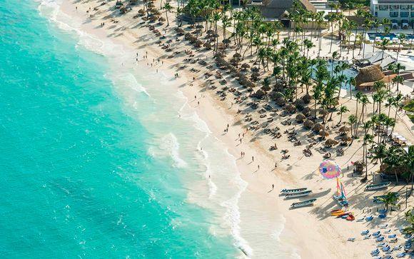 Vacaciones bajo el sol del Caribe con todo incluido 24 horas