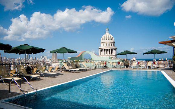 Combinado Hotel Saratoga y Playa Vista Mar 5*