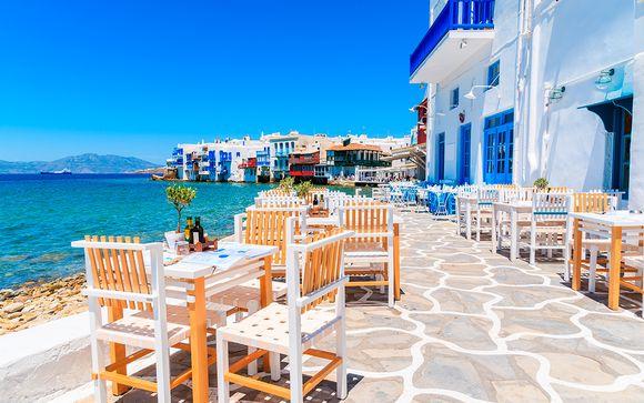 Maravillosas Islas Cícladas