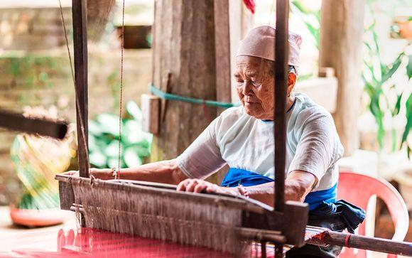 Itinerario 13 noches - Extensión a Mai Chau (Opción 2)