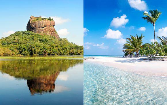 Tesoros del Océano Índico con Royal Island 5*