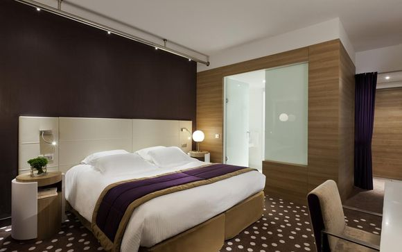 Hotel Barrière Lille 5*