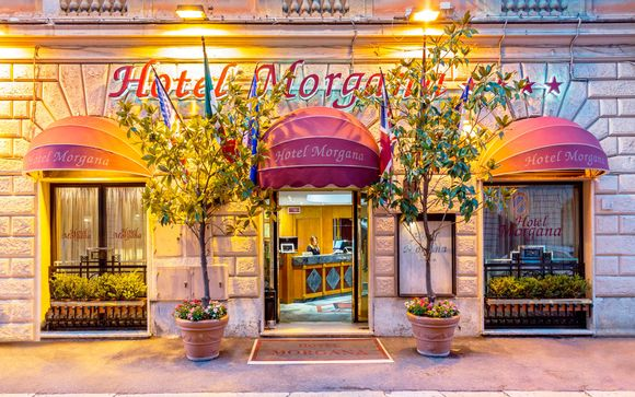 Hotel Morgana 4*