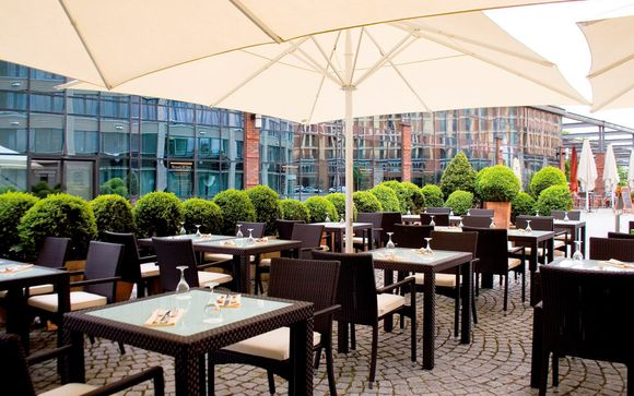 Lindner Hotel & Residence Main Plaza 4* Sup