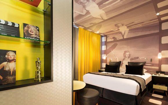 Platine Hotel 4*