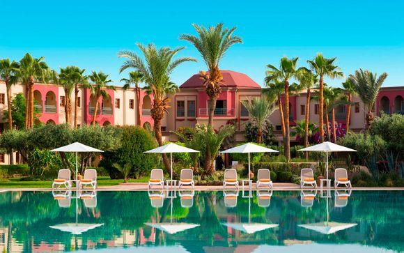 IBEROSTAR Club Palmeraie Marrakech 4*