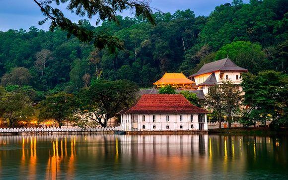 Itinerario privado en Sri Lanka