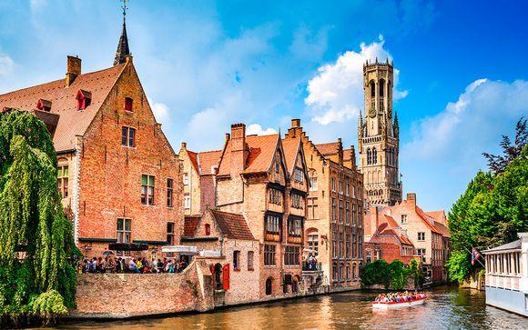 NH Brugge 4*