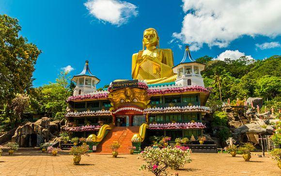 Circuito privado por Sri Lanka y Turyaa Kalutara 5*