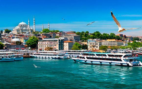 Pre-extensión a Estambul