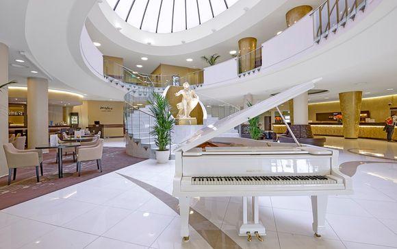 Hotel Don Giovanni Prague 4*