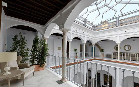 España Sevilla - Hotel Boutique Palacio Pinello 4* desde 133,00 €