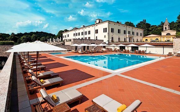 Italia Calvagese della Riviera - Palazzo Arzaga Hotel Spa & Golf Resort 5* desde 158,00 €