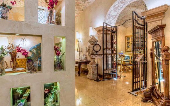 Hotel Veneto Palace 4*