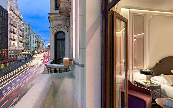 España Madrid - H10 Villa de la Reina Boutique Hotel 4* desde 62,00 €