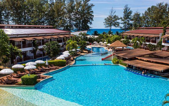 Arinara Bangtao Beach Resort 4*
