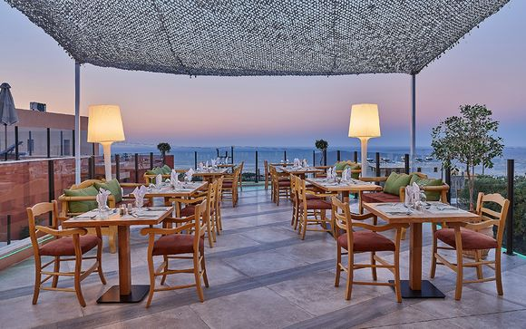 Esperides Resort & SPA Boutique 4*