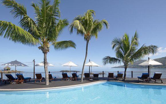 Hotel Le Méridien Fisherman's Cove 5*