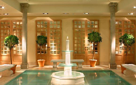 Escapada a un elegante palacete con spa