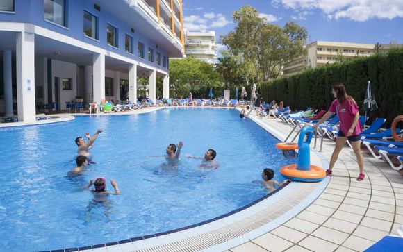 Hotel Medplaya Piramide Salou 4*