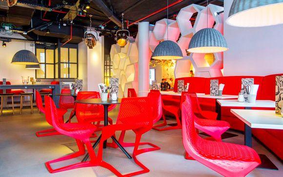 Radisson RED Hotel Brussels 4*
