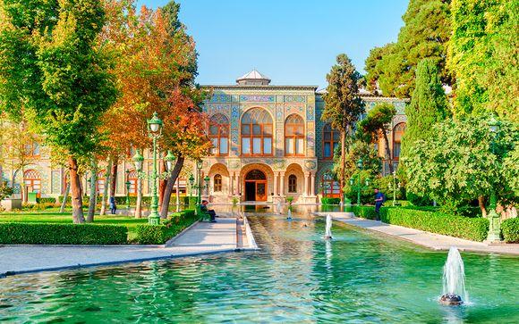 Descubriendo las maravillas del país persa