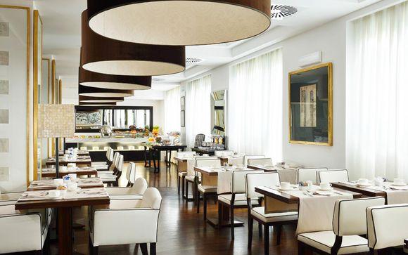 Hotel Pulitzer Roma 4*