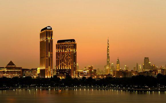 Hyatt Regency Dubai Creek Heights 5* (opción 1)