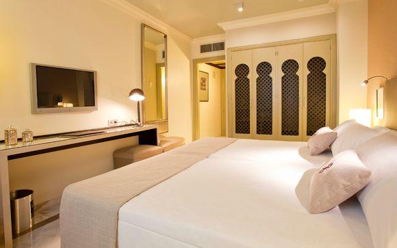 Hotel Vincci Albayzin 4*