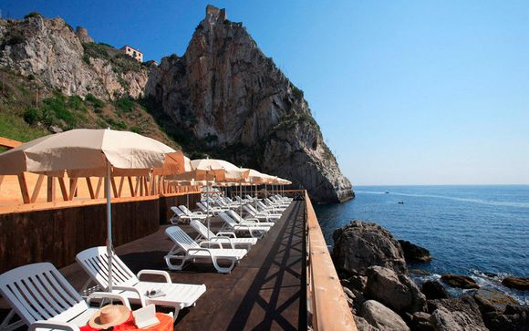 Capo dei Greci Taormina Coast Hotel & SPA 4*