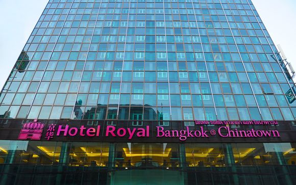 Hotel Royal Bangkok @Chinatown en Bangkok