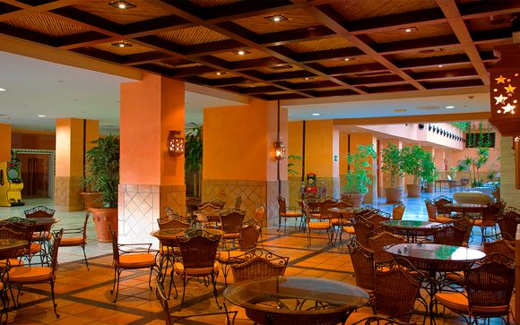 Almuñécar Playa Spa Hotel 4*