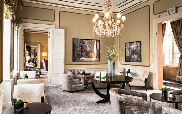 Hotel Dukes' Palace Brugge 5*