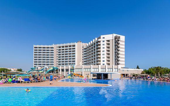 Jupiter Albufeira Hotel-Family & Fun 5* en Algarve