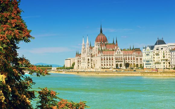 Budapest, en Hungría, te espera