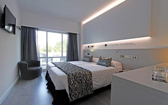 Hotel Pamplona 4* en Palma de Mallorca