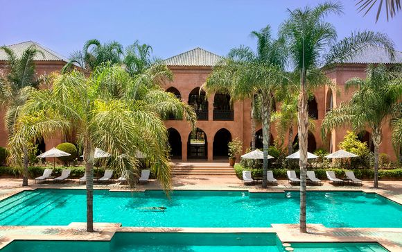 Marruecos Marrakech - Palais Aziza & Spa Marrakech 5* desde 169,00 €