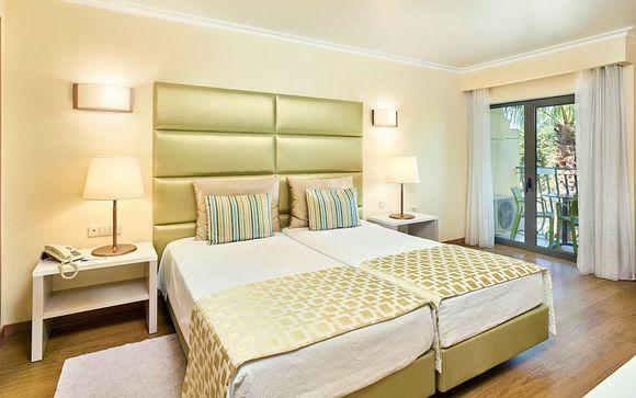 Hotel Baía Grande 4* en Albufeira