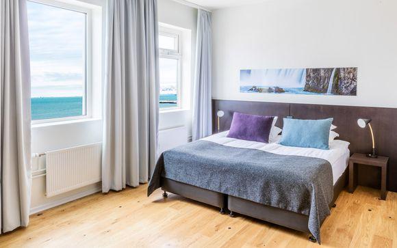 Fosshotel Reykjavík 4*