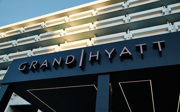 Grand Hyatt Athens 5*