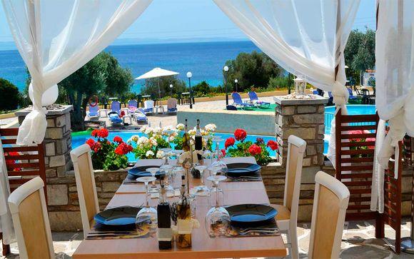 Acrotel Elea Beach, en Halkidiki